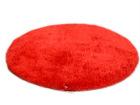 Pitkänukkainen matto Soft Uni Ø 140 cm AA-232382