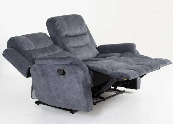 Recliner-sohva 2-istuttava