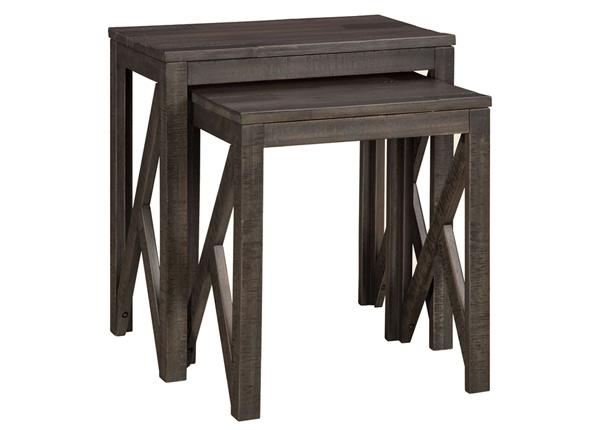 Sivupöydät 2 kpl