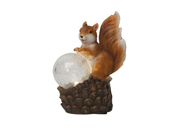 Ulkovalaisin aurinkopaneelilla Squirrel AA-232727