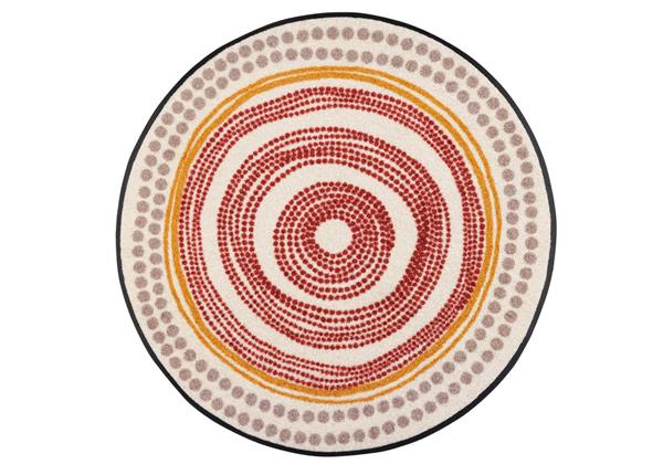 Pyöreä matto Boho Style Ø 85 cm A5-232833