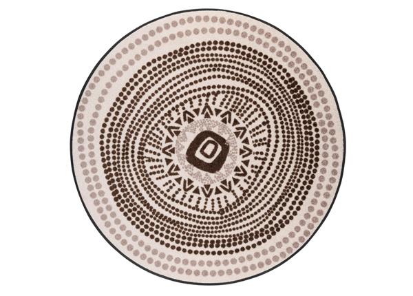 Pyöreä matto Boho Style Ø 115 cm A5-232837
