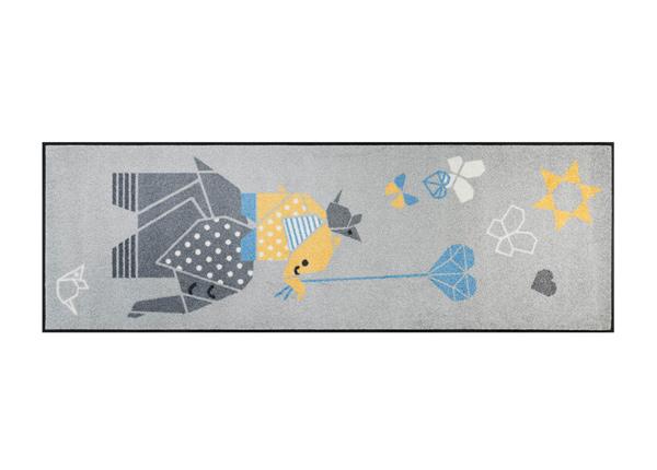 Vaip Origami Animals 60x180 cm