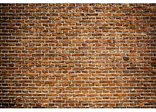 Fleece-kuvatapetti Old brick