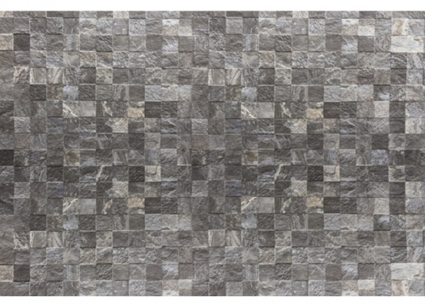 Fleece-kuvatapetti Tile wall
