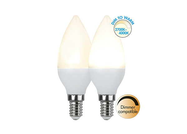 LED sähkölamppu E14 5 W AA-233242
