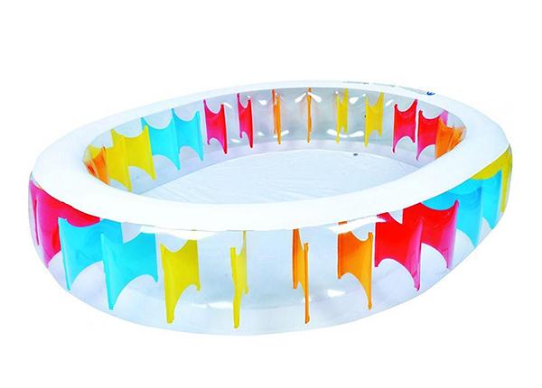 Uima-allas Jilong Rainbow 250x208 cm SG-234390