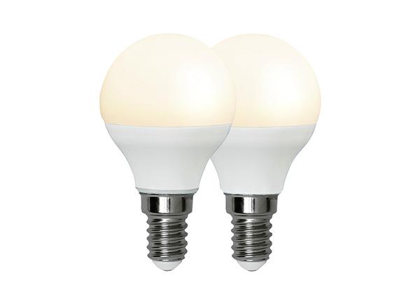LED sähkölamppu E14 5,5 W (2 kpl) AA-234400
