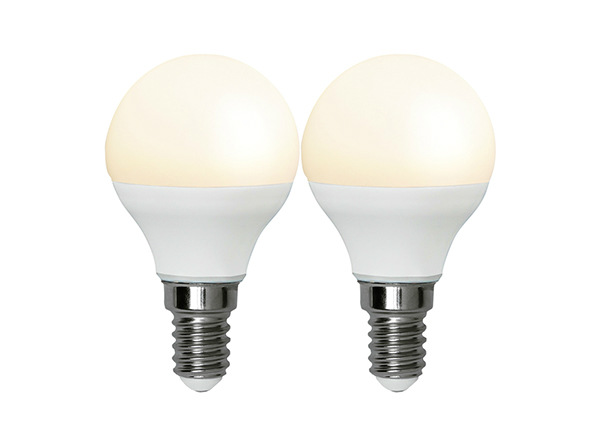 LED elektripirn E14 3 W (2tk) AA-234404