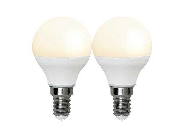 LED sähkölamppu E14 3 W (2 kpl) AA-234404