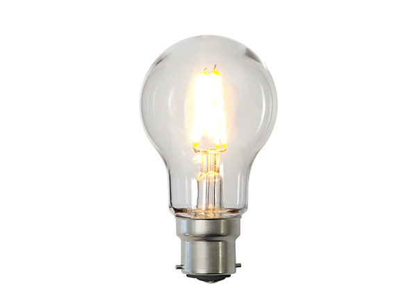 LED sähkölamppu B22 2,4 W AA-234472