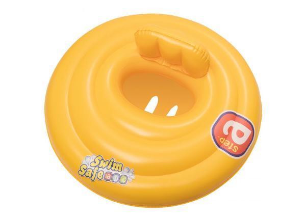 Kellukeistuin vauvoille Bestway Swim Safe 69cm