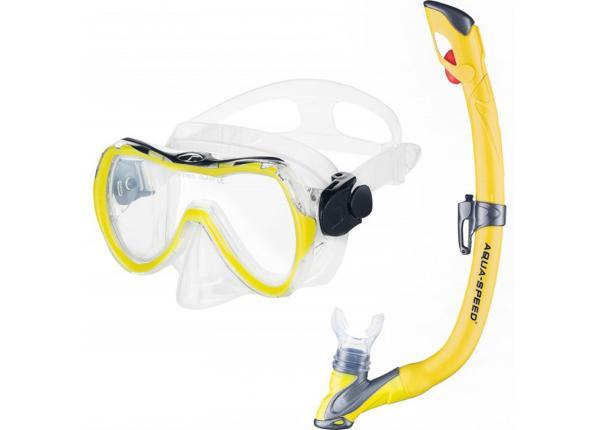 Lasten snorklaussetti Aqua-Speed JR