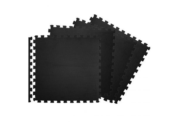 Alusmatto kuntosaliin Spokey Scrab 61 cm x 61 cm