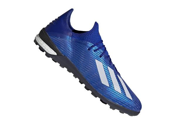 Miesten jalkapallokengät adidas X 19.1 TF M EG7136