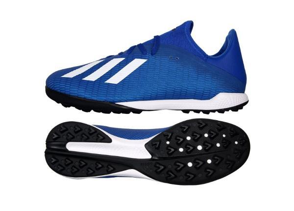 Miesten jalkapallokengät adidas X 19.3 TF M EG7155