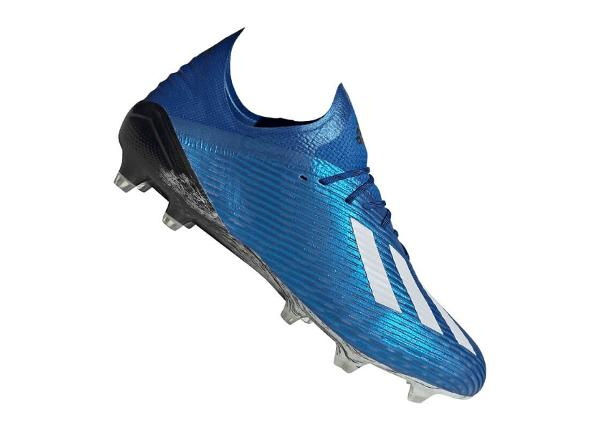 Miesten jalkapallokengät adidas X 19.1 FG M EG7126