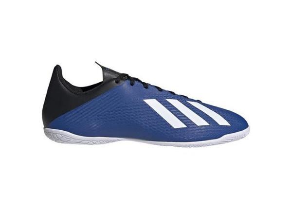 Meeste saali jalgpallijalatsid adidas X 19.4 IN M EF1619