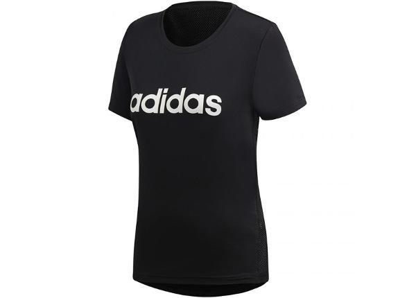 Naiste treeningsärk adidas D2M Lo Tee W DS8724