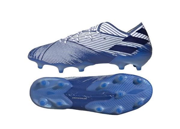 Miesten jalkapallokengät adidas Nemeziz 19.1 FG M EG7324