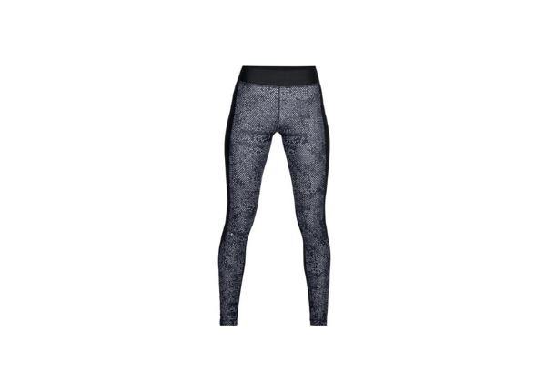 Naisten treenileggingsit Under Armour HG Amour Printed W 1305428-001
