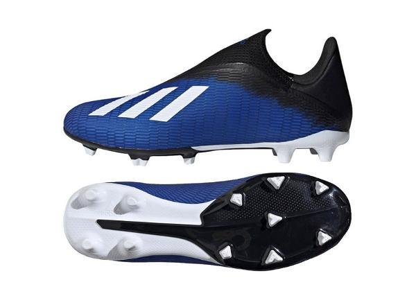 Miesten jalkapallokengät adidas X 19.3 LL FG M EG7178