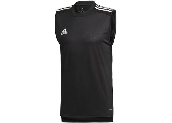 Miesten hihaton treenipaita adidas Condivo 20 sleeveless jersey M ED9221