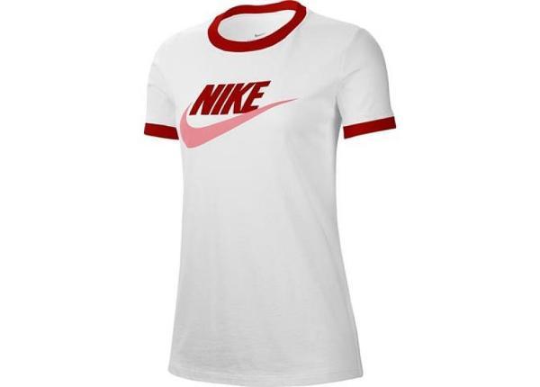 Naisten vapaa-ajanpaita Nike Tee Futura Ringe W CI9374-101
