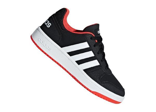 Lasten vapaa-ajan kengät adidas Hoops 2.0 Jr B76067