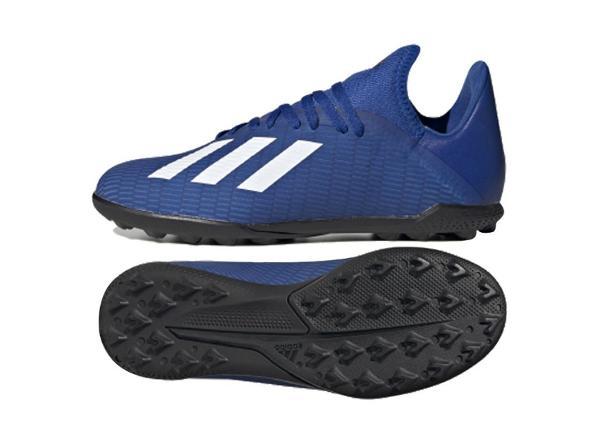 Lasten jalkapallokengät adidas X 19.3 TF Jr EG7172