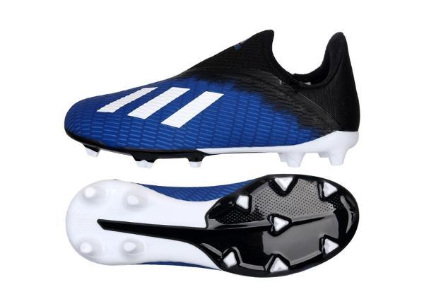 Lasten jalkapallokengät adidas X 19.3 LL FG Jr EG9840