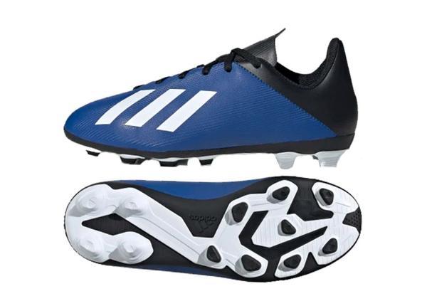 Lasten jalkapallokengät adidas X 19.4 FxG JR EF1615