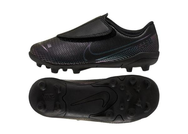 Laste jalgpallijalatsid Nike Mercurial Vapor 13 Club MG PS (V) Jr AT8162-010