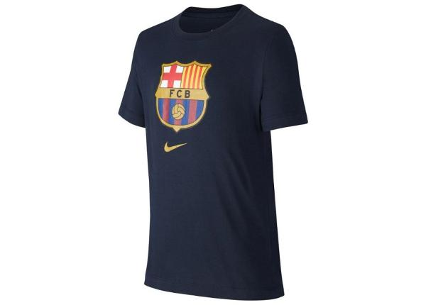 Lasten jalkapallopaita Nike FC Barcelona B NK Tee Evergreen Crest Junior CD3199-475