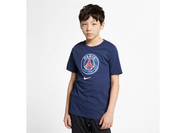 Lasten jalkapallopaita Nike Y Paris Saint Germain Junior AQ7859-410