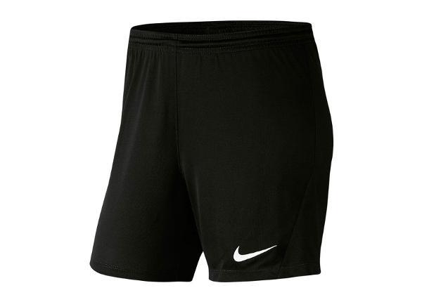Naisten jalkapalloshortsit Nike Park III W BV6860-010