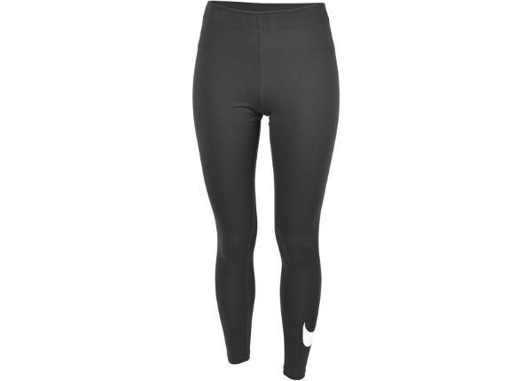 Naisten treenileggingsit Nike Sportwear Club Legging Logo 2 W 815997-010