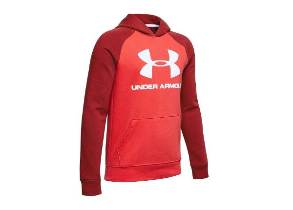 Laste dressipluus Under Armour Rival Logo Jr 1325328-646