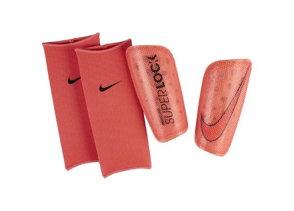 Säärisuojat jalkapalloon Nike Merc LT Superlock CK2167-644