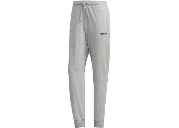 Miesten verryttelyhousut adidas Essentials Single Jersey Jogger M FM4348