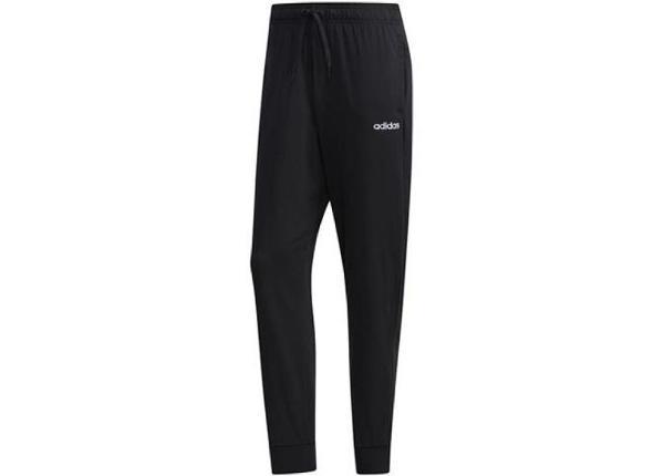 Miesten verryttelyhousut adidas Mens Essential Single Jersey Jogger M FM4346