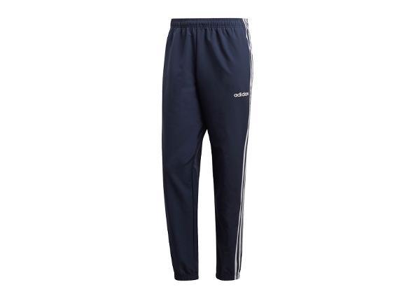 Miesten verryttelyhousut adidas Essentials 3 Stripes Wind M DU0453