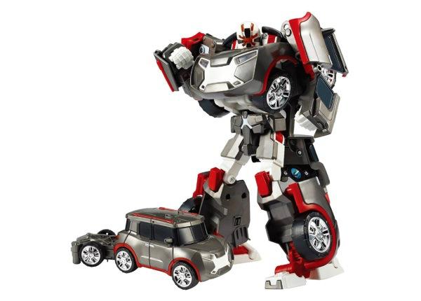 Robotti Tobot Evolution X Shield-On