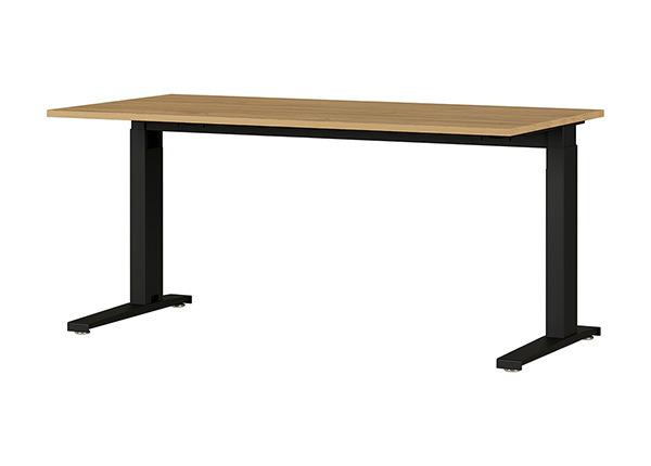 Säädettävä työpöytä Agenda 80x160 cm