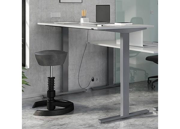 Электрически регулируемый рабочий стол Agenda 80x180 cm