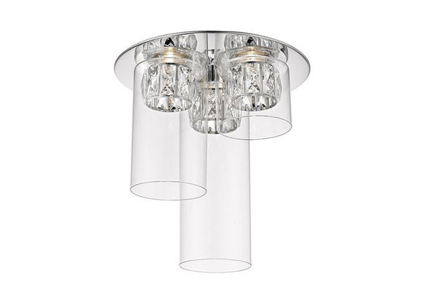 Laevalgusti Gem Chrome 3 LED A5-240051