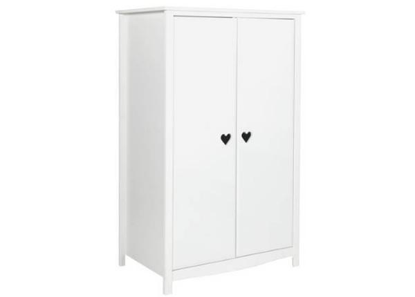 Шкаф платяной Heart