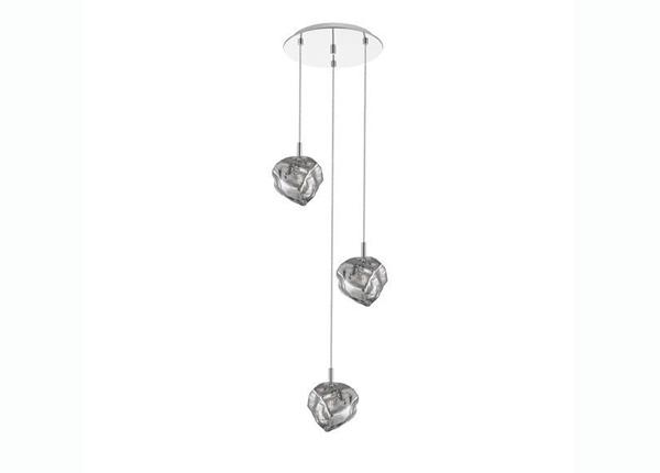 Rippvalgusti Rock Silver 3D A5-240103