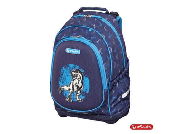 koulu -selkäreppu Bliss Blue dino BB-240393