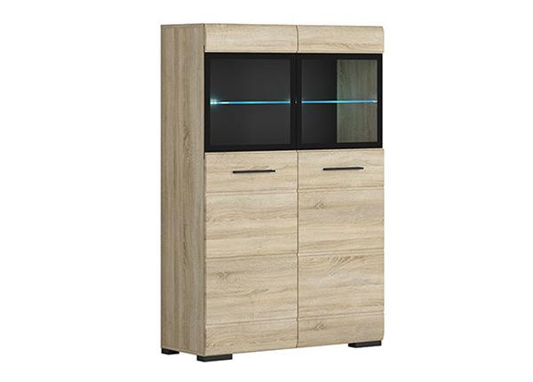 Шкаф-витрина TF-240527
